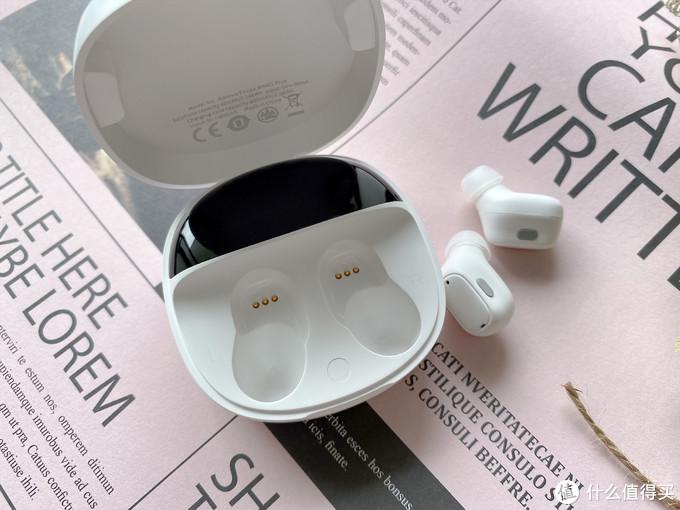 5+50H续航,百元级TWS耳机——倍思WM01 Plus开箱晒物