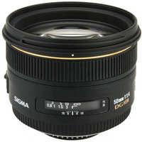 【二手9成新】适马(SIGMA)50mmf/1.4EXDGHSM全画幅定焦人像镜头佳能口