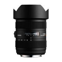 【二手95新】Sigma适马12-24mmF4.5-5.6IIDGHSM单反镜头全画幅大广角变尼康口9新
