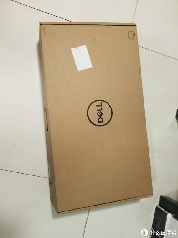 戴尔P2721Q简单开箱