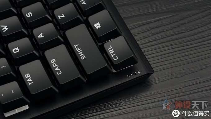 美商海盗船K60 RGB Pro、K60 Pro游戏键盘评测