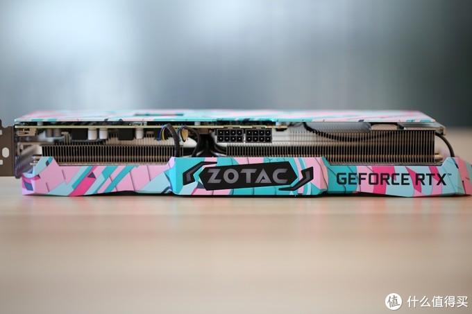 过目不忘的撞色设计,ZOTAC索泰RTX 3070 X-GAMING OC显卡高光欣赏