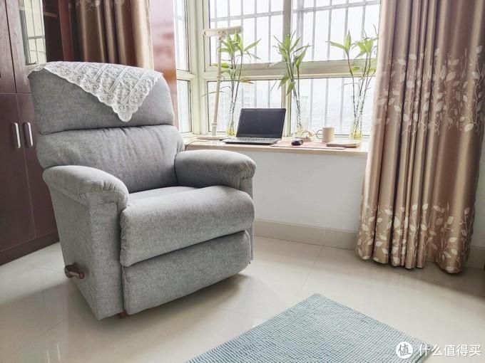 书房这么改,舒适惬意又省平方,你需要的仅仅是一张功能沙发!
