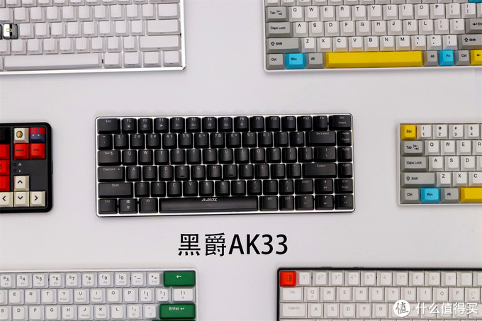 桌面提升神器第二弹,值得推荐的小键盘