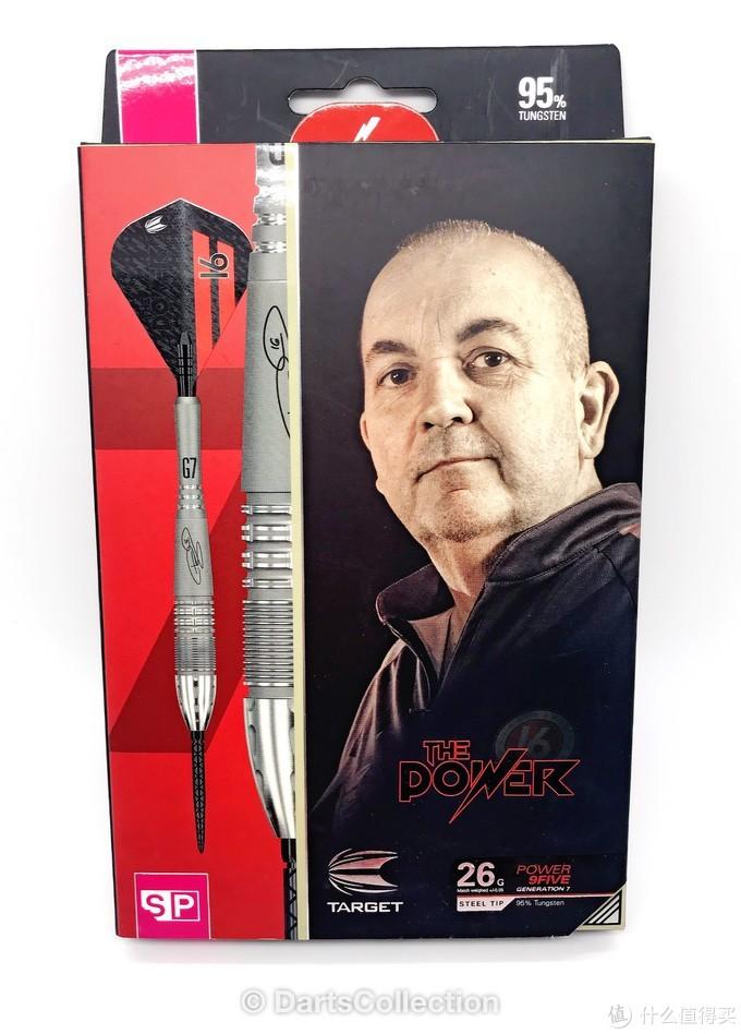 飞镖收藏第36期—Target Phil Taylor Power 9-Five Gen7 SP