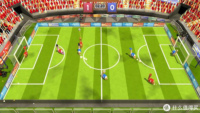 游戏推荐 篇二百七十六:好玩有趣的足球类游戏推荐