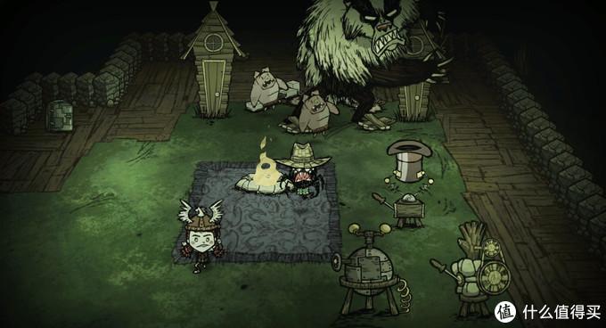 Steam限时特惠:3.1折购《饥荒合集2020》 一款有毒的游戏!