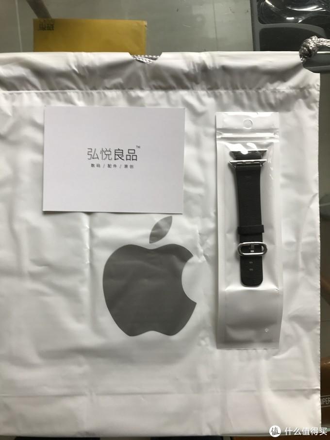 Apple Watch一代真皮表带入手感受