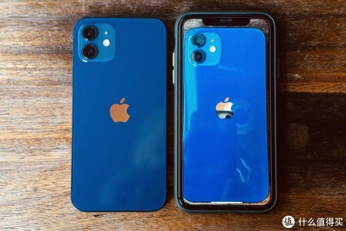 用手机拍照看见的蓝色对比真机的颜色