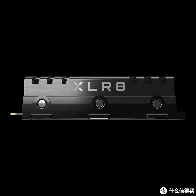 必恩威发布XLR8 CS3040 PCIe 4.0 SSD,读速5.6GB/s、硕大散热片