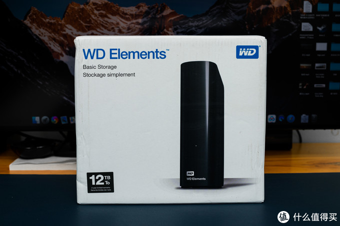 顺利下车!Western Digital 12TB Elements 桌面移动硬盘开箱