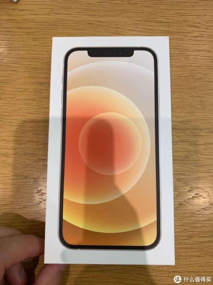 水一篇iphone12的开箱及线下购买过程