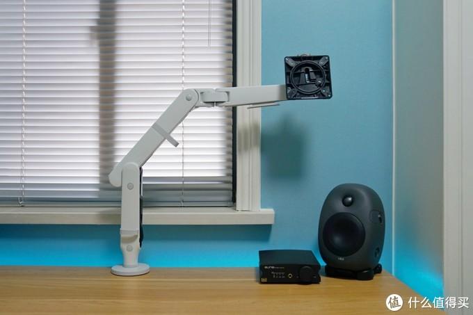 有钱人的快乐无法想象!赫曼米勒子品牌CBSOllin显示器支架上手分享