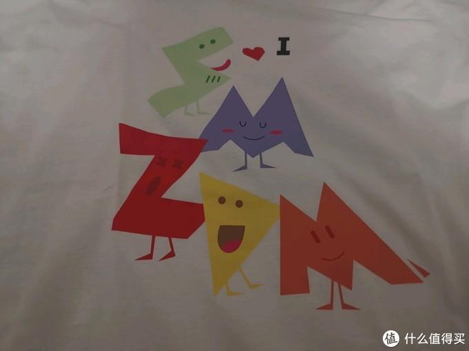 来自张大妈的礼物,这件T恤终于在深秋来了