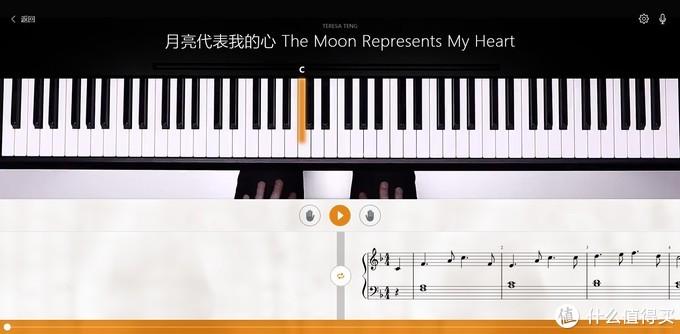 月亮代表我的心,来演奏下吧