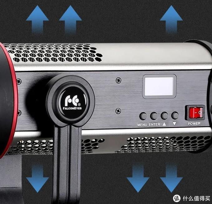 告别遥控器!锐鹰200W大功率蓝牙遥控LED灯开箱分享!