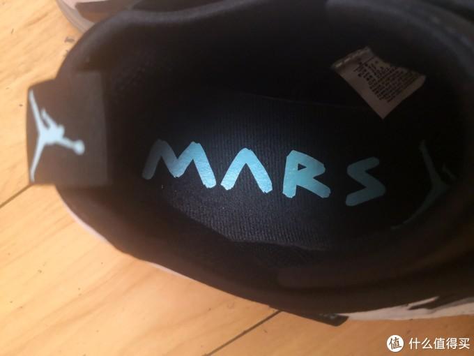 篮球是个大坑 篇一:第一双AJ—JORDAN MARS 270