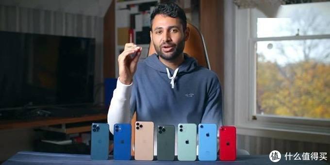 iPhone 12续航到底怎么样?国外网友拿历代机型对比iPhone 12