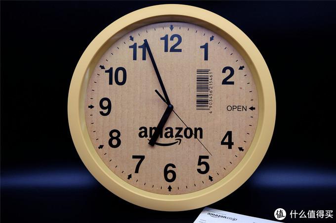我在亚马逊上买个亚马逊PRIM纪念版的挂表
