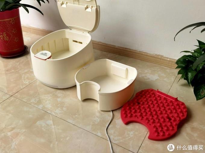 重新定义足浴新方式,左点小仙智能足蒸器带给你不一样的新享受