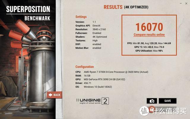 一鸣惊人!闪速实测RTX3090 24GB*级显卡,游戏的福音就是它了