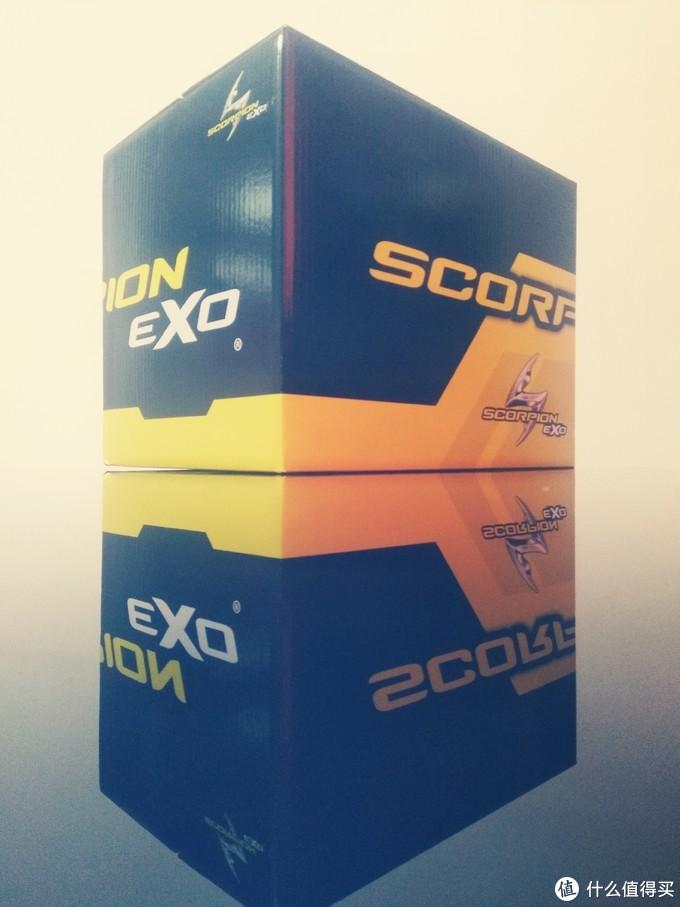 SCORPION-EXO蝎子拉力头盔