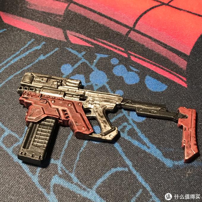 G-58冲锋枪