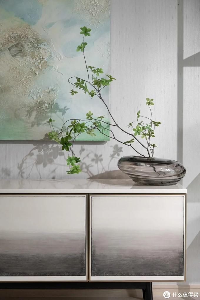 坚持江南水墨风的上海阿姨,让家如诗画一般美好,入户时我倾心了