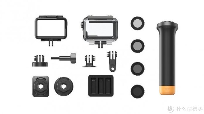 DJI Osmo Action官方配件
