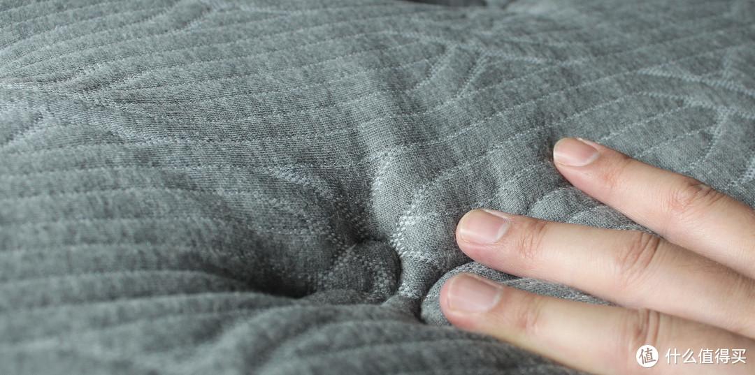 摸起來像新洗好暖風烘干的秋衣