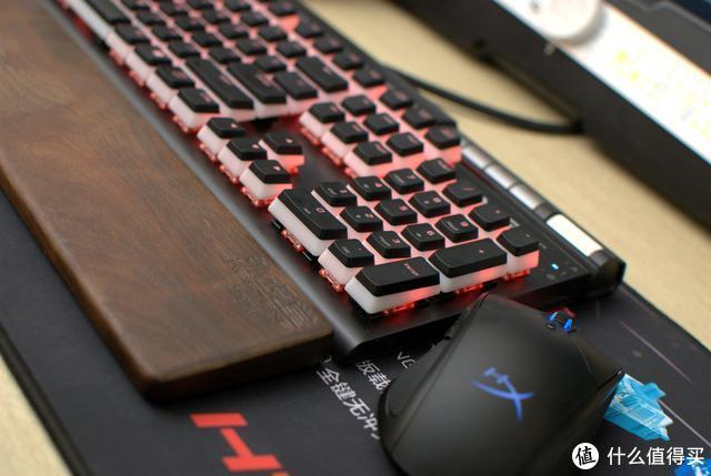 双十一值得关注的机械键盘,买键盘送布丁键帽的阿洛伊精英2游戏键盘