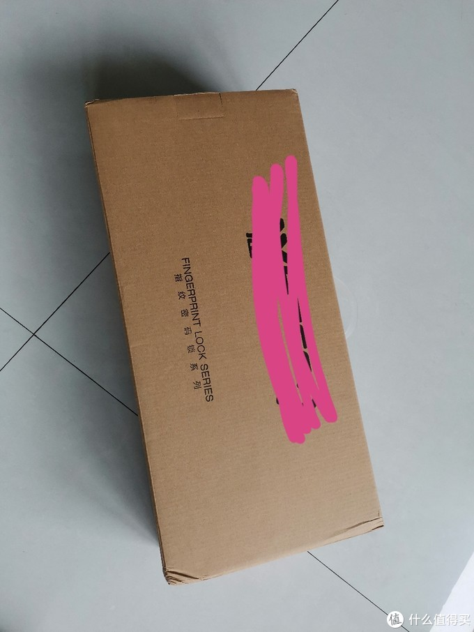 东西是从山东寄过来的,一个纸箱子外面套了一层薄薄的塑料袋。到时候外观倒算是完好。