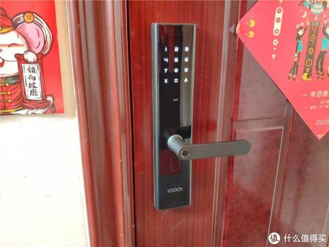 鹿客全自动推拉智能门锁S30 Pro——即握即开,自动上锁,出门无忧