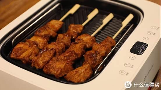 零烟低脂,宅家也能BBQ——艾美特轻颜无烟烤肉机EG02评测