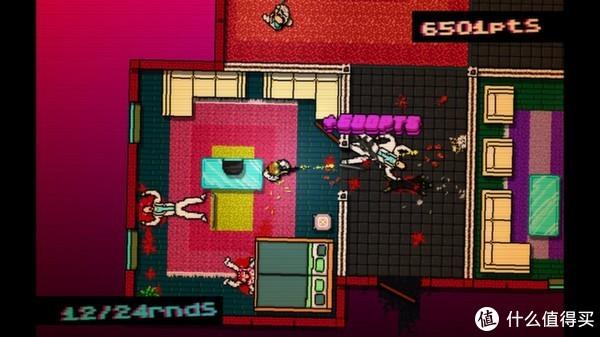 steam今日特惠推荐:《迈阿密热线合集》史低27元,爽快暴力的动作游戏,特别好评!