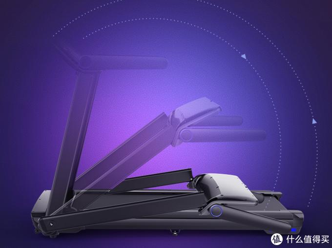 有了它,在家,你也是追风少年---- 亿健睿智X5跑步机
