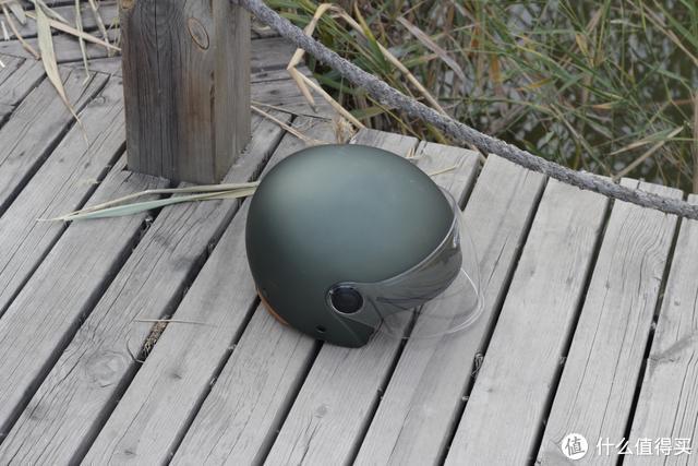 颜值在线,安全出行---Smart4u骑士复古头盔