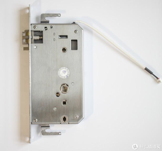 这就是机电一体auto智慧锁芯了