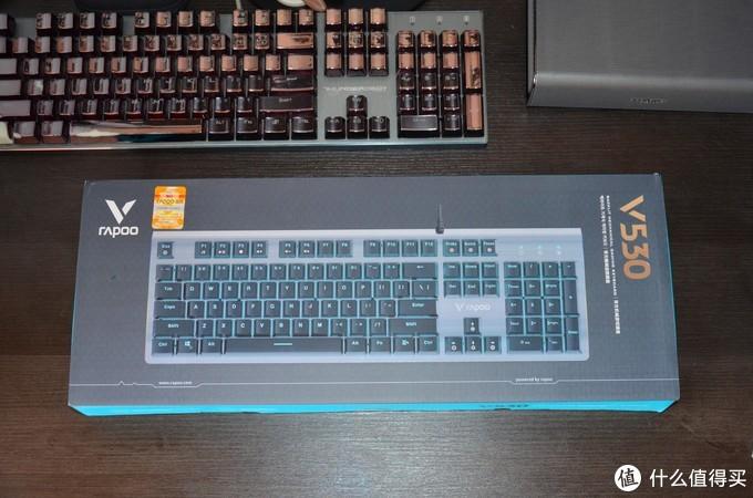 自主红外轴,IP68真防水——雷柏V530游戏机械键盘