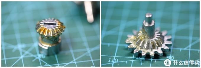 锌合金铸造的伞齿