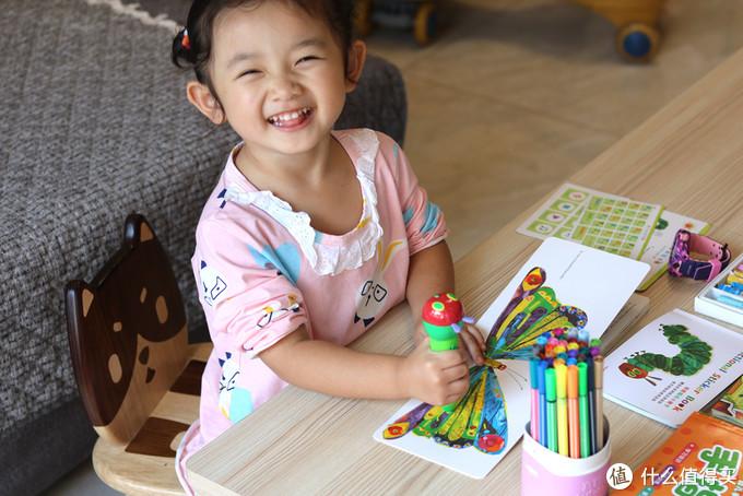 小彼恩毛毛虫点读笔Wifi版评测,解决英语启蒙难点,四岁宝宝实测