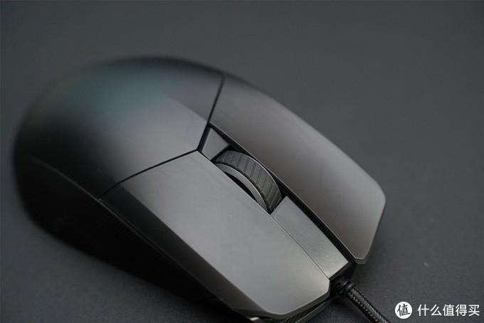 外壳按键DIY,是鼠标也是手柄:ROG魔刃标准版游戏鼠标评测