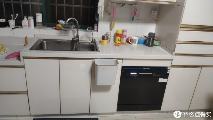 华凌带热风的洗碗机评测,后悔没早买,解放双手