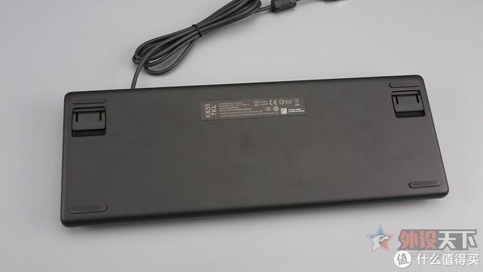 游戏办公两不误:罗技K835机械键盘评测