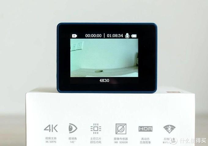 记录你的欢乐时光 简评时尚又有趣的海鸟4K运动相机