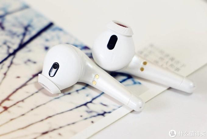 这可能是东半球第二好看耳机,无感佩戴!1MORE舒适豆TWS耳机测评