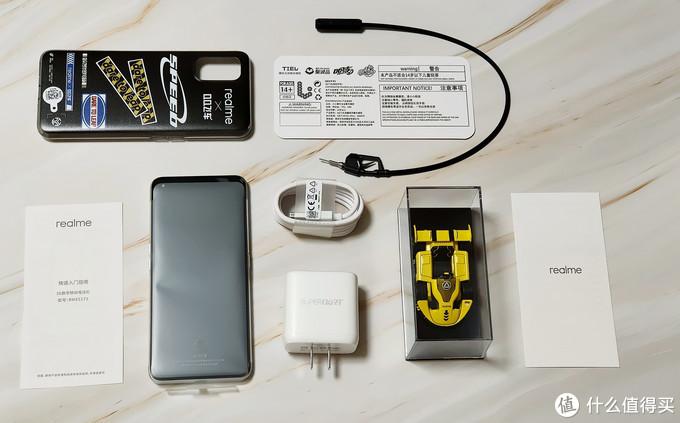 我的剁手战绩:realme Q2 Pro 8GB+256GB QQ飞车联名定制版开箱和体验