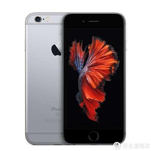 iPhone 6S 经典的鱼尾巴动图