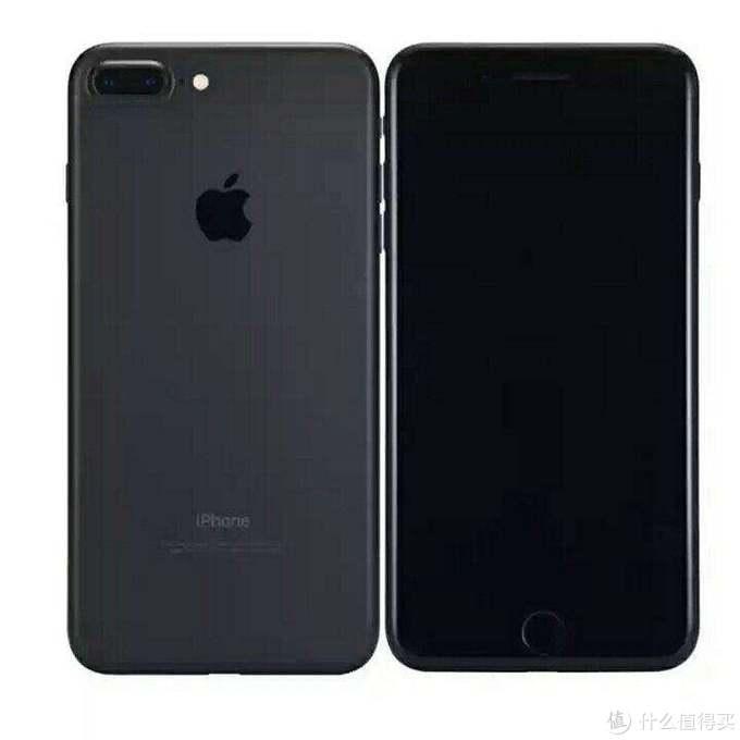 iPhone 7 plus,加入了双摄,可以拍摄人像。。