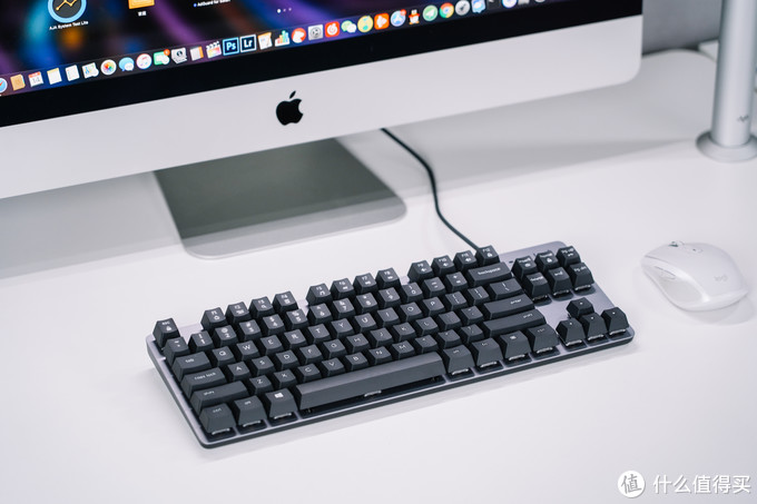 铝质外壳,TTC轴体:到手199元的罗技K835机械键盘值不值得买